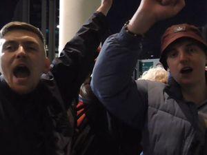 Aston Villa fans