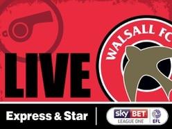 Fleetwood 0 Walsall 0 - As it happened