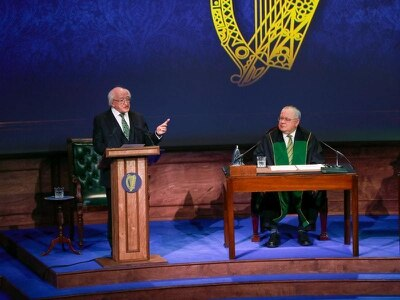 World is witnessing return of ugly xenophobic corruption, says Irish President