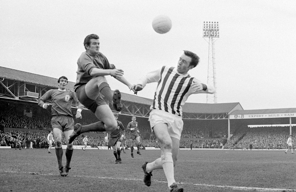 Jeff Astle's death has been ascribed to industrial disease linked to the repeated heading of a ball
