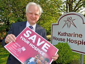 Katharine House Hospice CEO Richard Soulsby