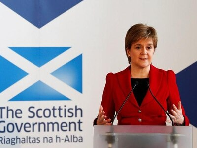 Another independence vote? I don't know, says Nicola Sturgeon