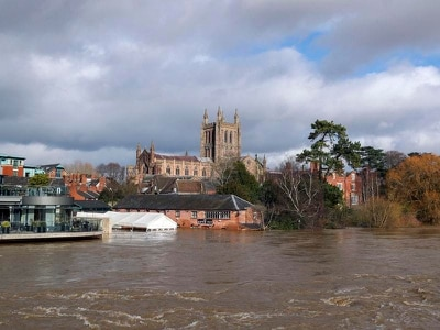 Severe flood warnings remain in place with heavy rain expected