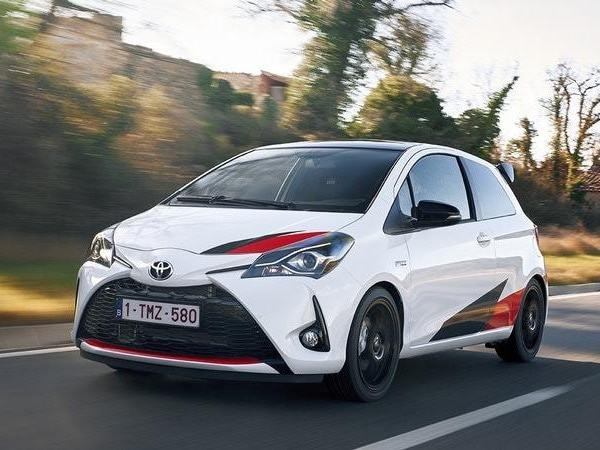 First drive: The Toyota Yaris GRMN is a sublime, if pricey, hot hatch