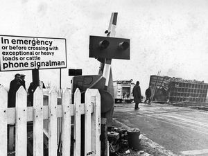Hixon rail crash: Rescuers, relatives and villagers mark fatal Staffordshire crash's 50th anniversary