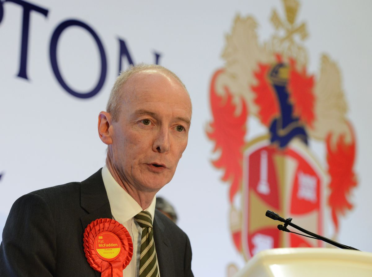 Labour's Pat McFadden has called for a 'new direction' in the Labour Party