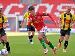 Rory Holden has a point to prove back in the Walsall midfield