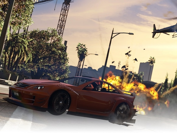 Grand Theft Auto V: Violent game has raked in more than Star Wars