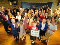 Design an Ad: Children wow judges at Express & Star competition