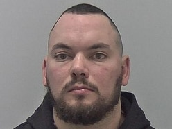 Go headbutt a tree, judge tells thug from Wolverhampton