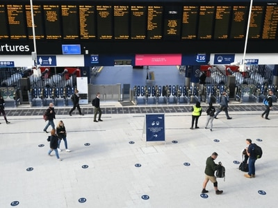 More train services could be nationalised when contracts expire on Sunday