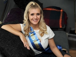 Black Country student claims her crown after title win