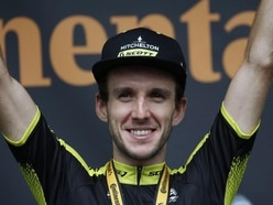 Simon Yates enjoys success with first Tour de France stage win