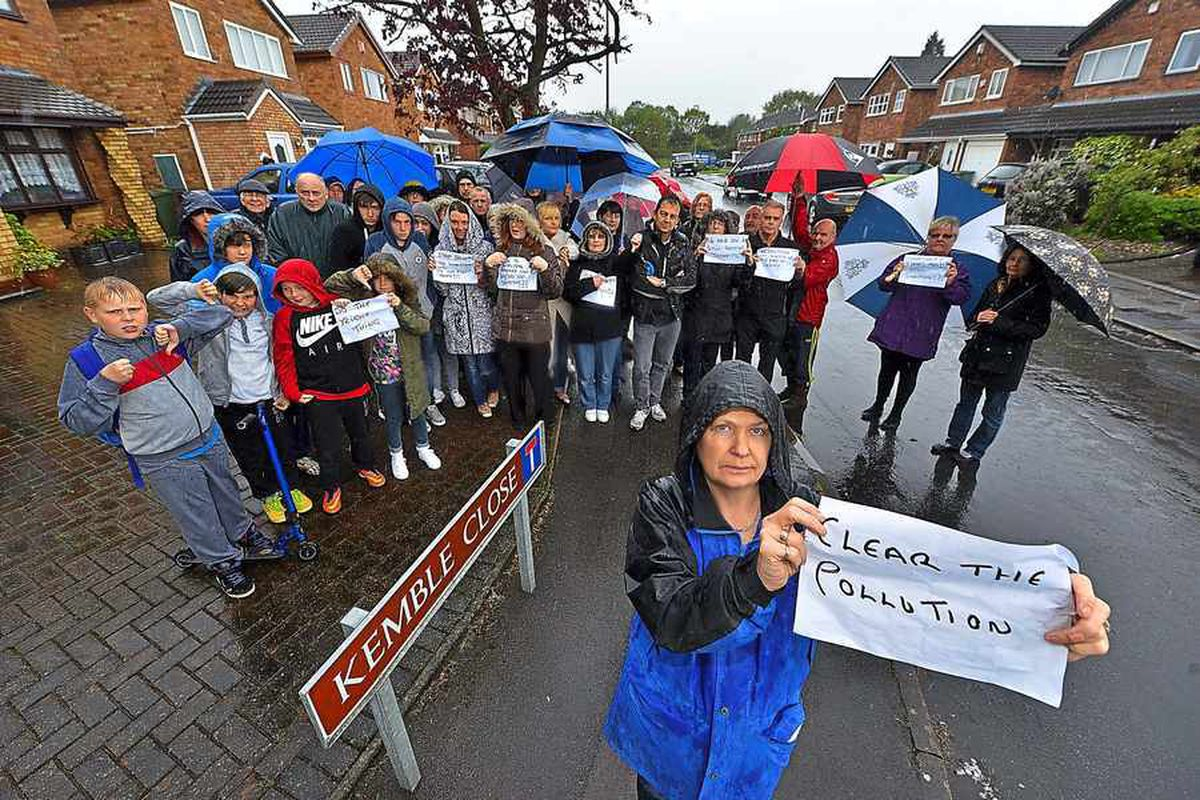 Willenhall Gasworks homes inquiry begins at last