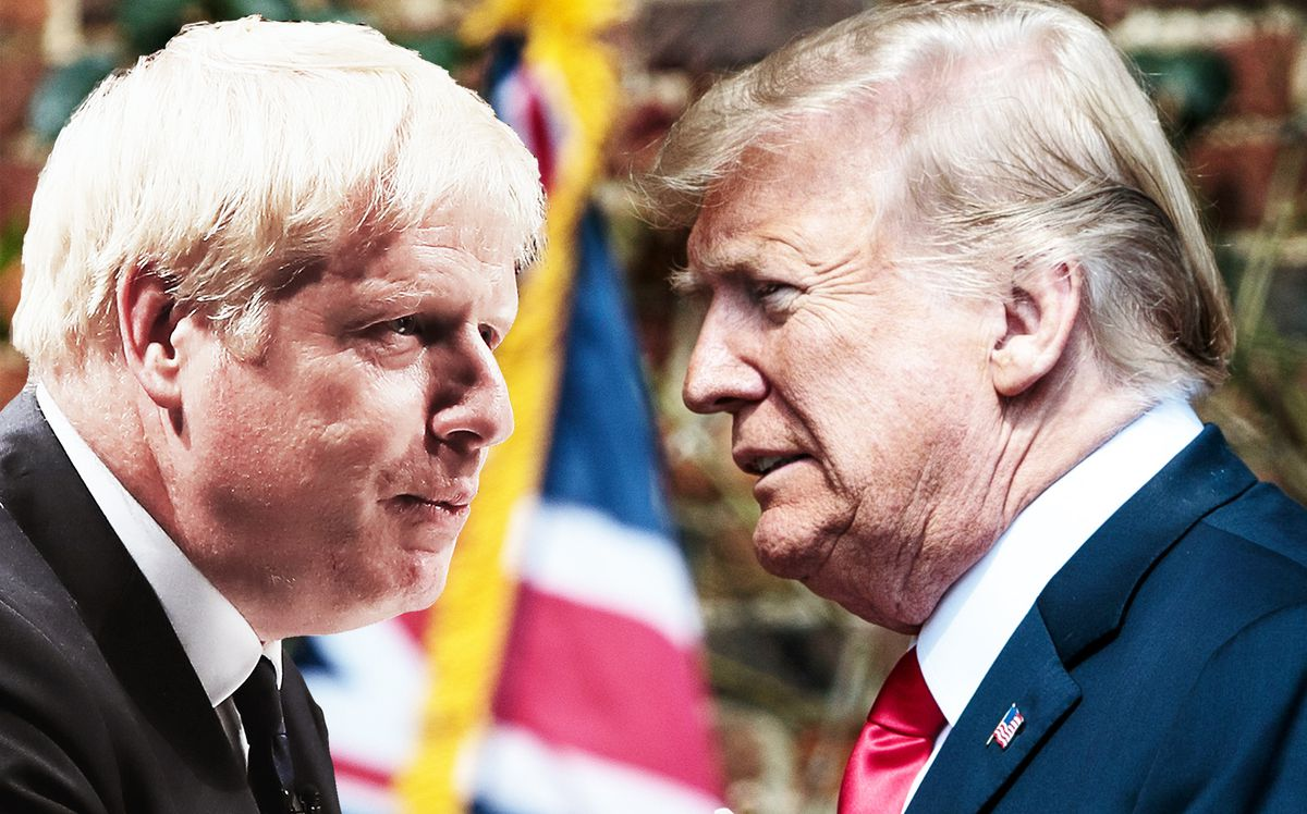 Boris Johnson and Donald Trump – even more similar than you might imagine?