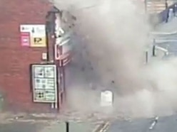 Cannock gas explosion treated as suspicious
