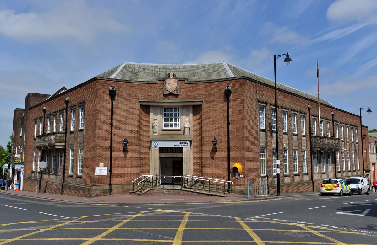 Dudley police station