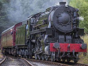 Copyright                              Churnet Valley Railway
