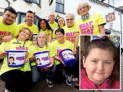 £150,000 raised for brave Walsall 10-year-old Isabella