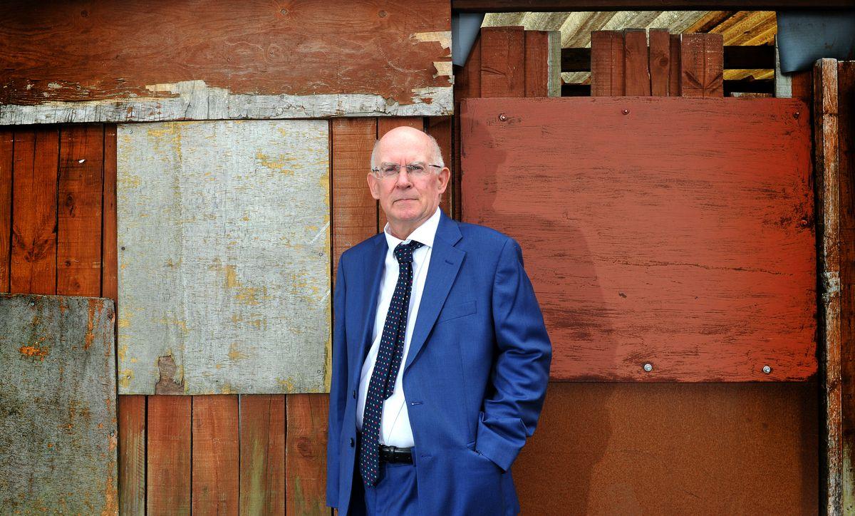 Councillor Doug James, who represents Darlaston, quit Labour on May 1