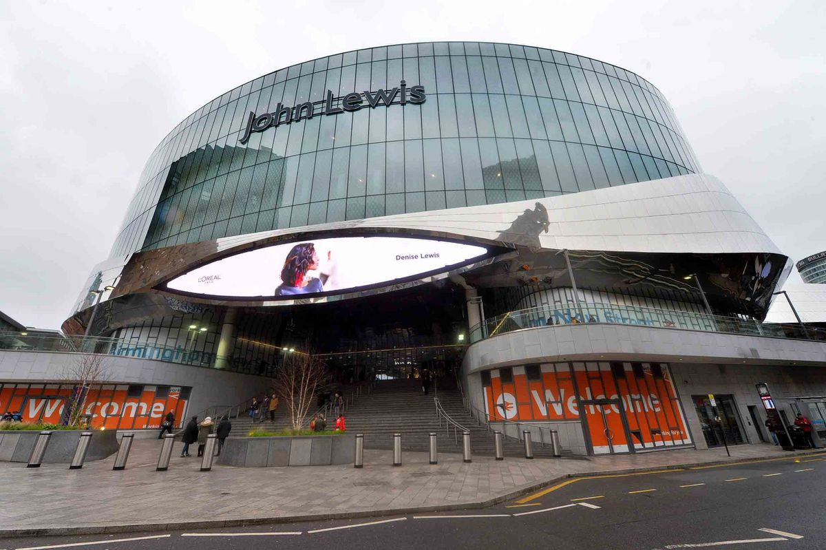The news of John Lewis' closure plans for its Grand Central store has brought a hammer blow to Birmingham city centre