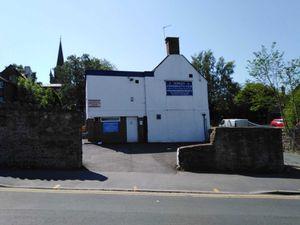 The Sedgley Conservative Club on Hall Street.