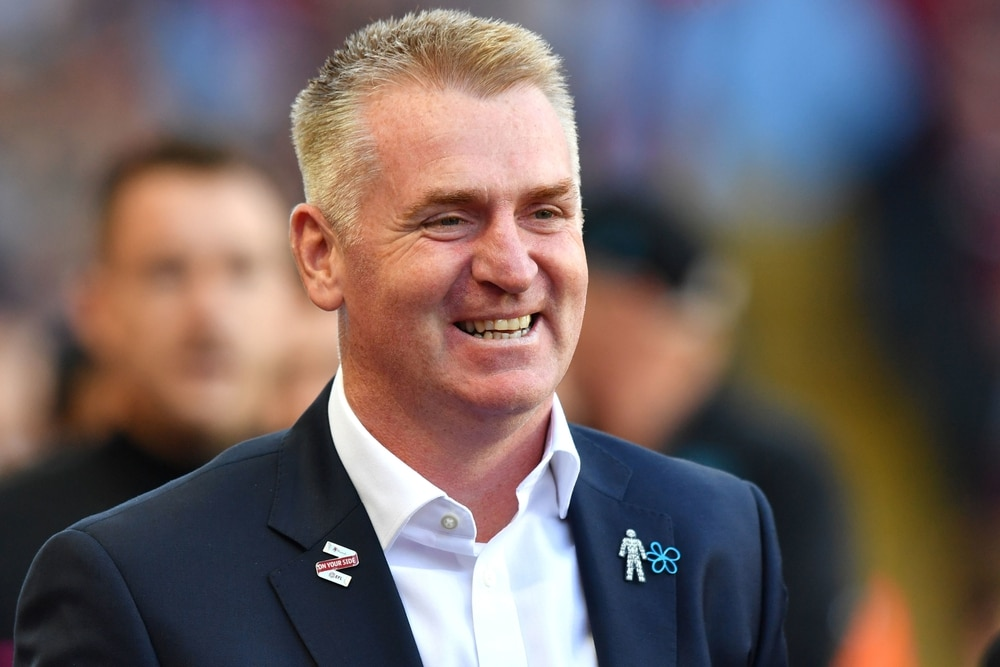 Dean Smith: Promotion - not records - is what matters at Aston Villa