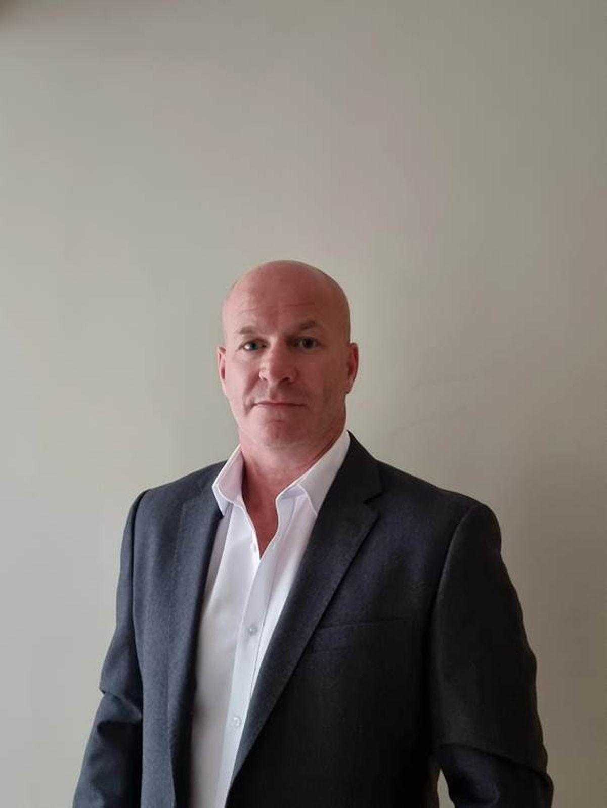 Martin Brown, chief executive, Barhale