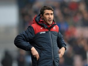 Swansea City First Team Coach Bruno Lage.