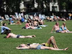 Sunseekers set to sizzle in record heatwave for August bank holiday