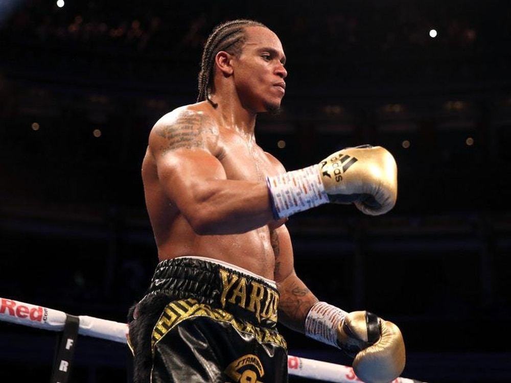 Anthony Yarde's grandmother dies of coronavirus just days after father's death