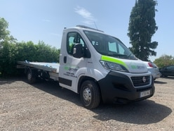 £35,000 recovery truck stolen in Stafford