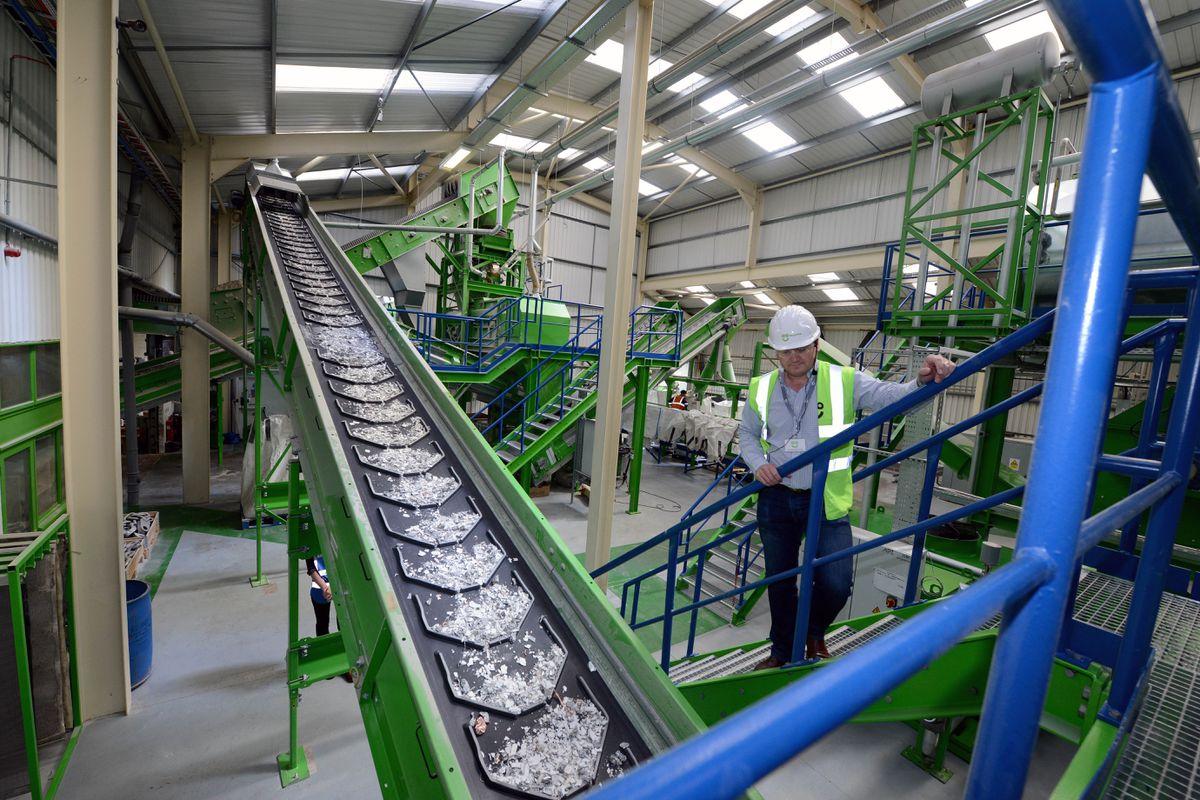 AO's plant in Telford