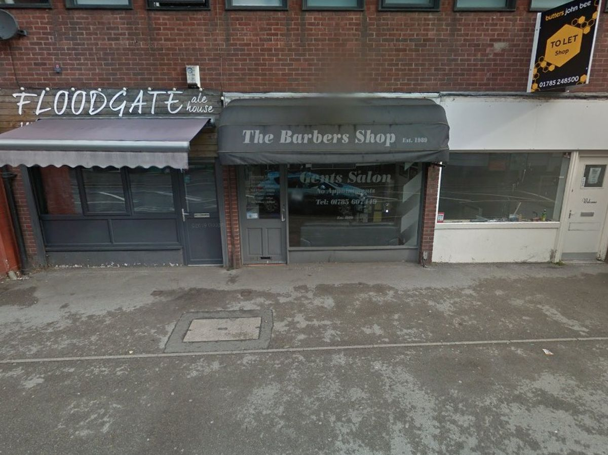 A Google Street View image from 2019 of the site of The Devil's Taphouse located at the former Floodgate Ale House And The New Bottle Shop Set To Open In The Vacant Unit Next To The Barbers Shop