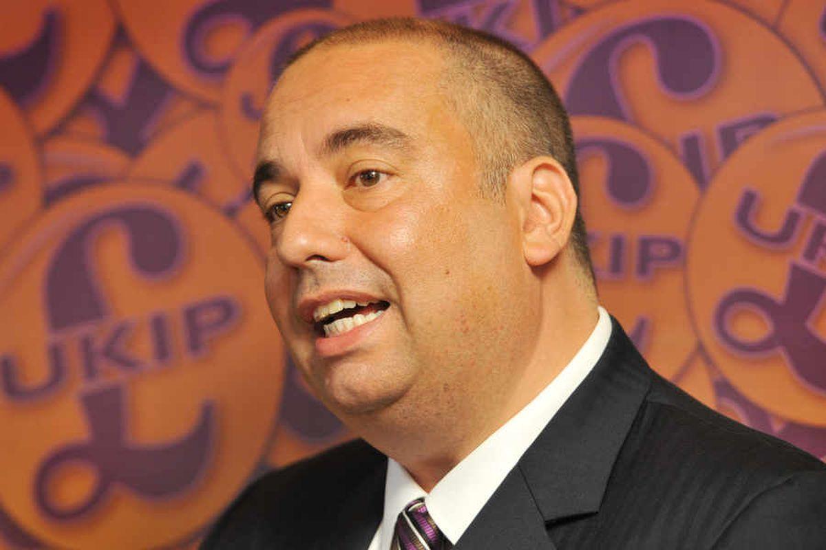 I'd ban the burka in public, says UKIP leadership hopeful Bill Etheridge