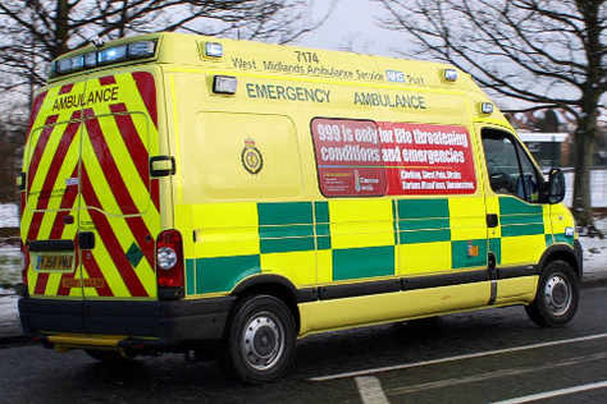 West Midlands to get 100 extra paramedics this year