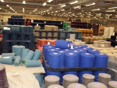 More jobs to go as Brintons moves carpet dyeing process overseas
