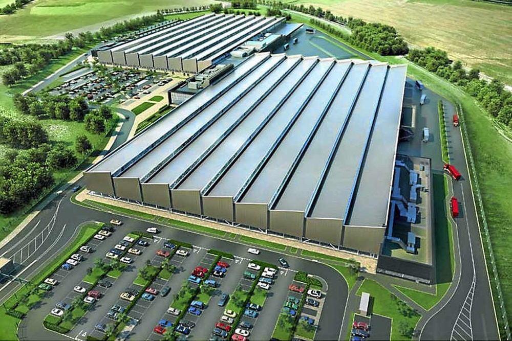 Jaguar Land Rover i54 plant to bring an extra 200 jobs | Express &