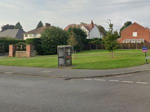 The corner of Chester road North and Honiley Drive