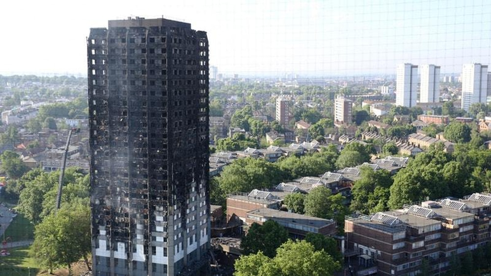 Grenfell management company stripped of responsibility for estate