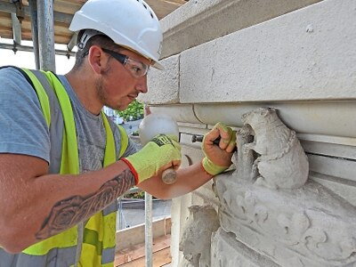 Walsall Cenotaph to look as good as new again