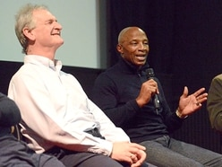 Ally Robertson: Let's win for Cyrille Regis