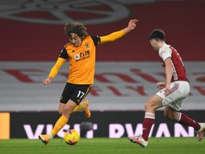 Fabio Silva will be feeling more confident following his showing in difficult circumstances at the Emirates Stadium (AMA)
