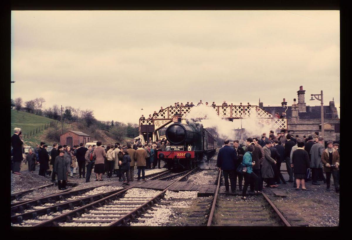 No. 3205 Bridgnorth – 25th March 1967