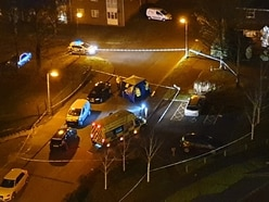 Merry Hill murder probe: Man dies on Wolverhampton street