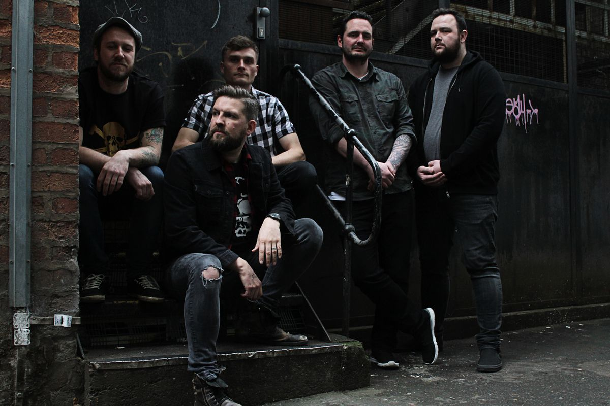 Glory Fades are a Wolverhampton band