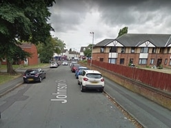 Man pushed to ground during Wolverhampton street robbery