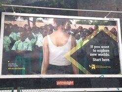 University of Wolverhampton scraps 'insulting' billboard after complaints