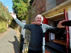 Iain Reddihough, artistic director at the Theatre on the Steps in Bridgnorth