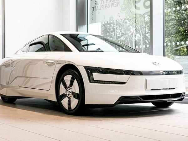Ultra-rare Volkswagen XL1 heading to auction